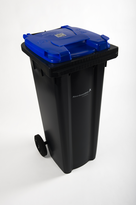 image of small recycling bin